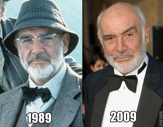 Sean Connery Will Never Die