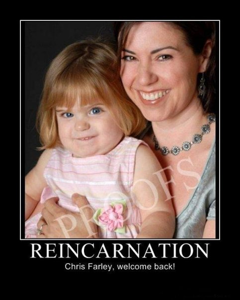 Welcome Back Chris Farley Motivational