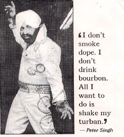 dont drink bourban shake my turban